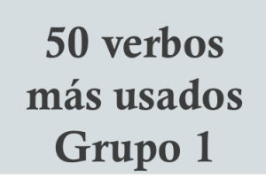 50 verbos mas usados 1