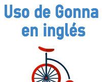 Uso de Gonna en inglés