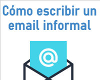 Cómo Escribir Un Email Informal En Inglés Con Vocabulario