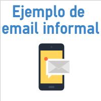Ejemplo De Email Informal En Ingles Con Traduccion